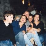 in Rovinj 2002