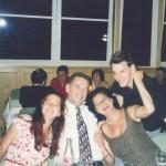 auf einer Hochzeit 2003